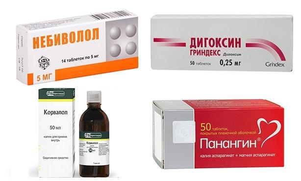 Препараты от тахикардии сердца: ТОП 5 эффективных средств, инструкция по применению, цены в аптеке