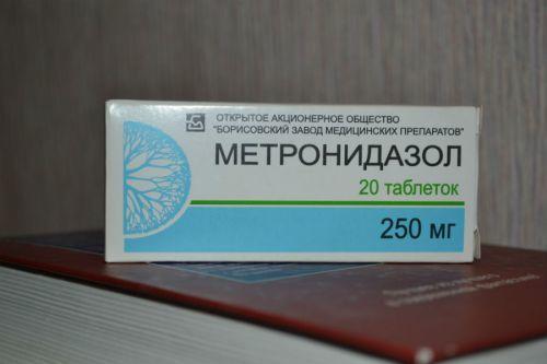 Метронидазол при цистите у женщин: как принимать, дозировка, отзывы пациентов и врачей, цена препарата