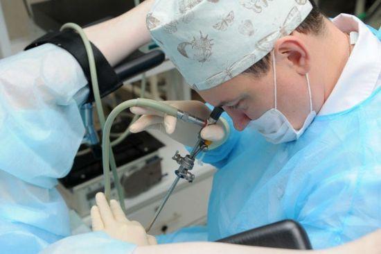 Цистоскопия мочевого пузыря, что это такое, как проводится, какие показания к проведению, инструменты, фото.