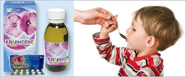 Кларисенс от аллергии: инструкция, стоимость и отзывы о препарате