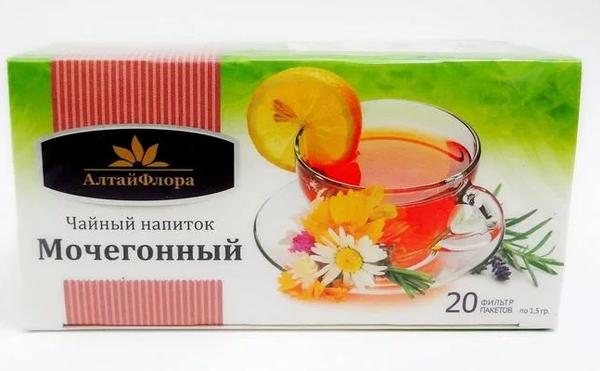 почечный чай прием
