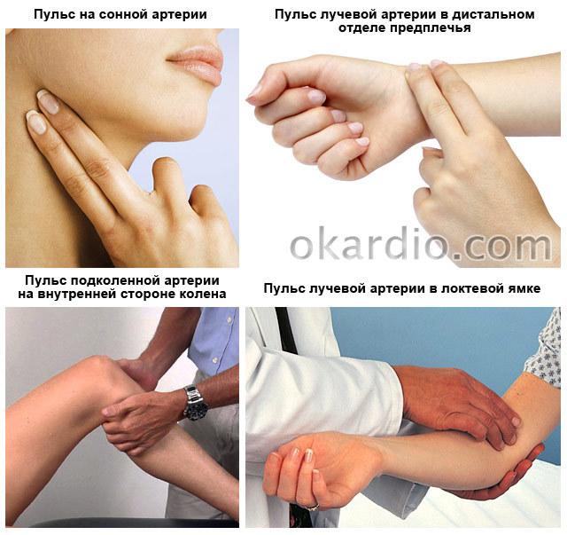 Низкий пульс при высоком давлении: причины, симптомы, что ...