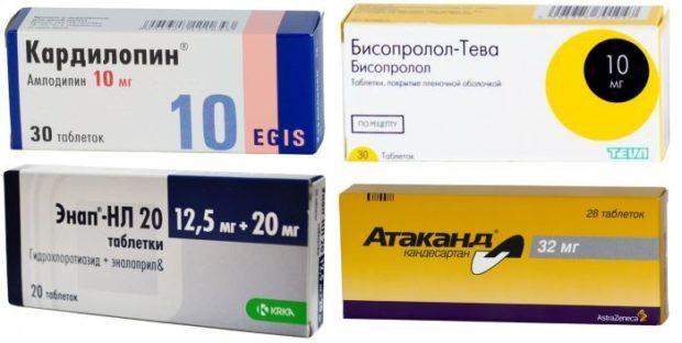 Лечение гипертонии при сахарном диабете 1 и 2 типа: питание, диета и препараты