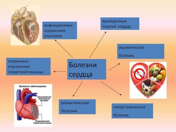 Симптомы болезни сердца — Признаки и методы лечения заболеваний сердца, советы врачей