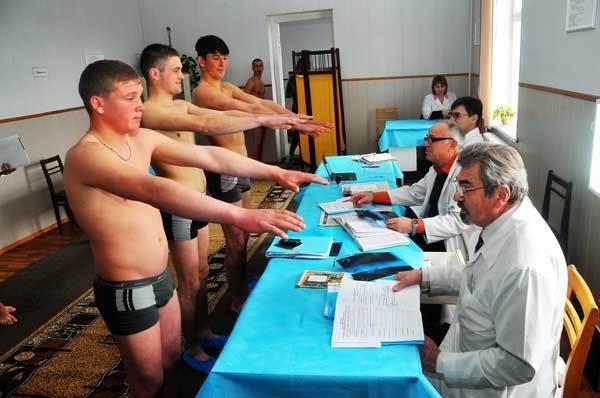 Берут ли в армию с гипертонией 1 и 2 степени (2018)
